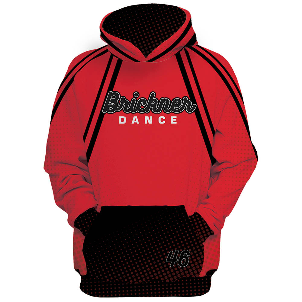 080ccdf18a8d MOVE U Fly Custom Dance Team Hoodie   GP313