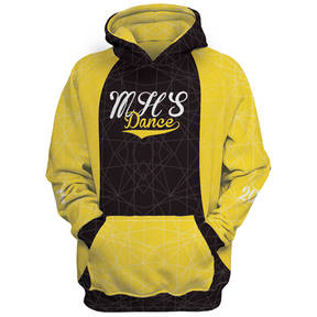 MOVE U Netscript Custom Dance Team Hoodie