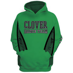 MOVE U Clove Custom Dance Team Hoodie