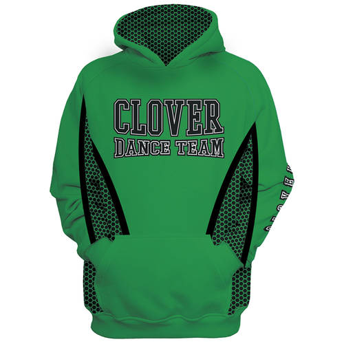 MOVE U Clove Custom Dance Team Hoodie : GP348