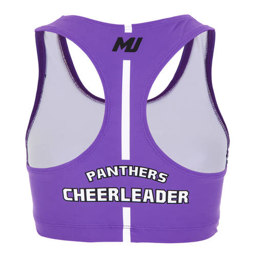 MOVE U Built Custom Cheer Bra Top: GP381