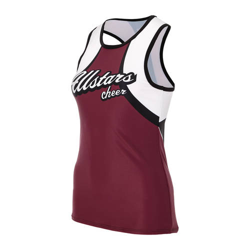 MOVE U Surge Custom Racerback Cheer Tank Top : GP397