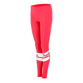 MOVE U Ladybug Custom Mid-Rise Cheer Leggings