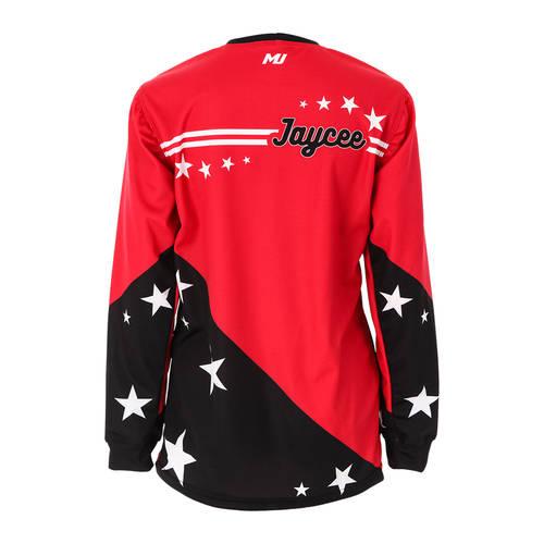MOVE U AllStarz Custom Cheer Team Jersey : GP409
