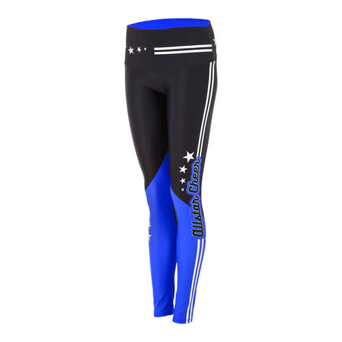 MOVE U AllStarz Custom Mid-Rise Cheer Leggings : GP411
