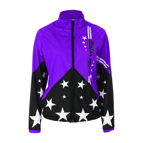 MOVE U AllStarz Custom Cheer Team Jacket : GP412