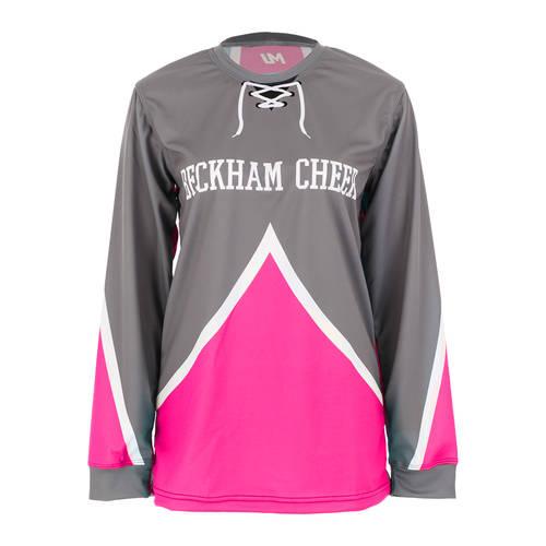 MOVE U Bow Custom Cheer Team Jersey : GP415