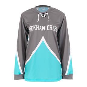 MOVE U Bow Custom Cheer Team Jersey