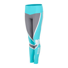 MOVE U Bow Custom Mid-Rise Cheer Leggings