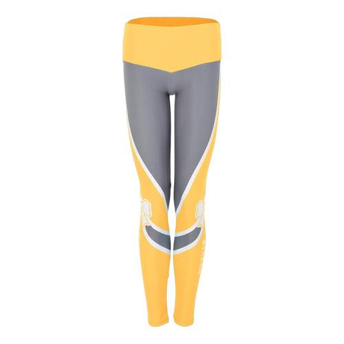 MOVE U Bow Custom Mid-Rise Cheer Leggings : GP417