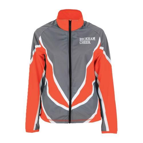 MOVE U Bow Custom Cheer Team Jacket : GP419