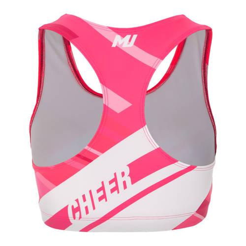 MOVE U Rush Custom Cheer Bra Top : GP422