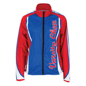 MOVE U Racer Custom Cheer Team Jacket