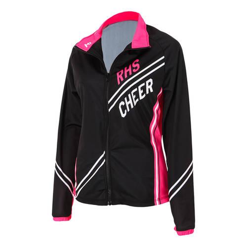 MOVE U ReRun Custom Cheer Team Jacket : GP435