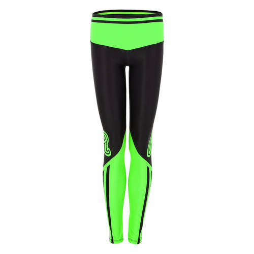 MOVE U Bold Custom Mid-Rise Cheer Leggings : GP439