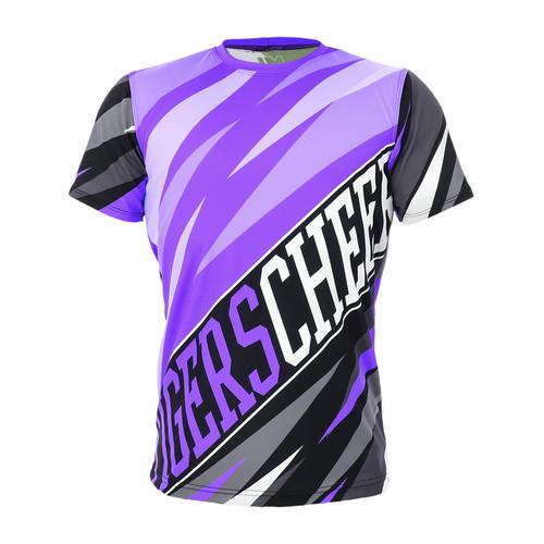 MOVE U Max Custom Mens Cheer T-Shirt : GP445
