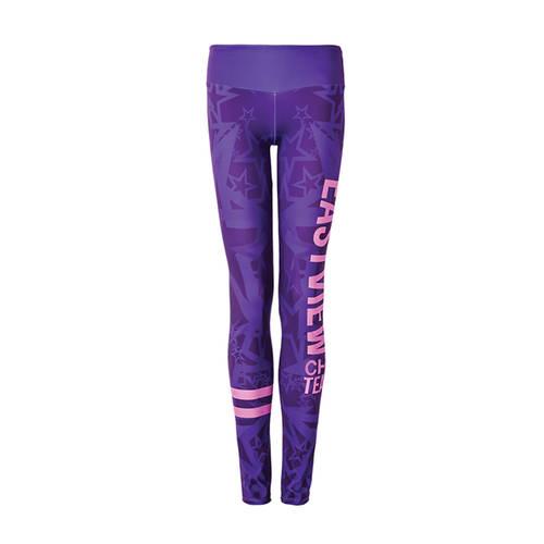 MOVE U Spangled Stars Custom Mid-Rise Cheer Leggings : GP458