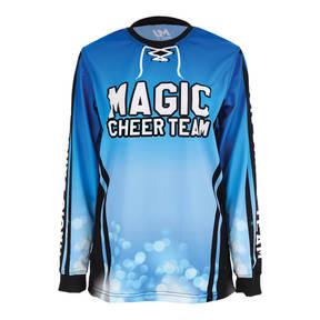 MOVE U Sparkle Custom Cheer Team Jersey