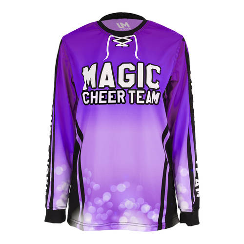 MOVE U Sparkle Custom Cheer Team Jersey : GP489