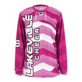 MOVE U Trip Custom Cheer Team Jersey