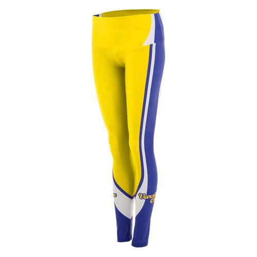 MOVE U Racer Custom Mid-Rise Cheer Leggings : GP576