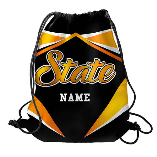 MOVE U Base Custom Dance Team Cinch Sack : GP6080