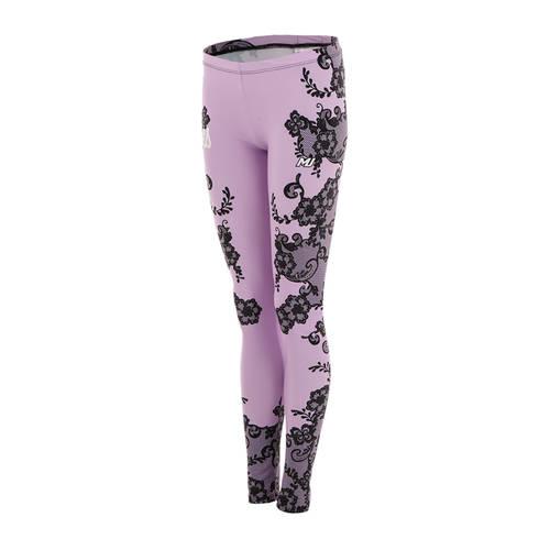 MOVE U Lace Custom Low-Rise Cheer Leggings : GP782