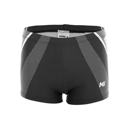 MOVE U Wave Custom Dance Team Booty Shorts : GP791