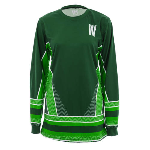 MOVE U Wave Custom Dance Team Jersey : GP792
