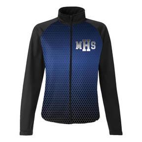 MOVE U Undercover Custom Cheer Team Jacket