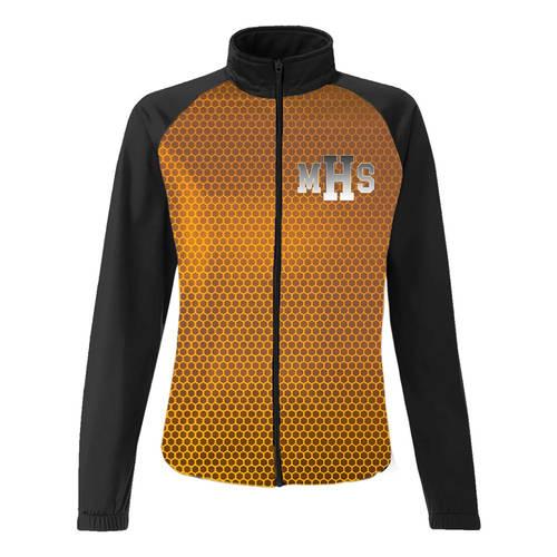 MOVE U Undercover Custom Cheer Team Jacket : GP845