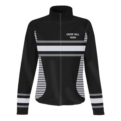 MOVE U Tipped Custom Cheer Team Jacket : GP853