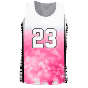 MOVE U Sparkle Custom Dance Team Basketball Jersey