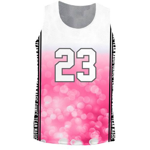 MOVE U Sparkle Custom Dance Team Basketball Jersey : GP858