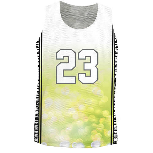 MOVE U Sparkle Custom Dance Team Basketball Jersey : GP858