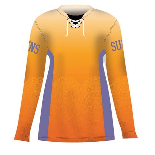 MOVE U Suns Custom Dance Team Jersey : GP874