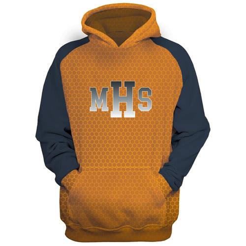 MOVE U Undercover Custom Cheer Team Hoodie : GP880