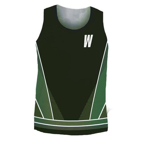 MOVE U Wave Custom Dance Team Basketball Jersey : GP895