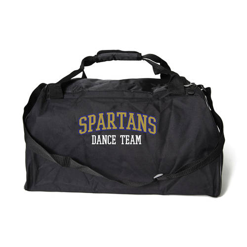 MOVE U Custom Spartans Duffle Bag : GP935