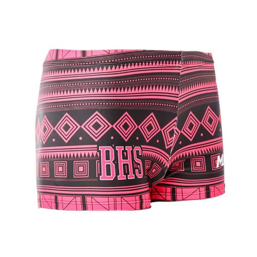 MOVE U Aztec Custom Dance Booty Shorts : J232001