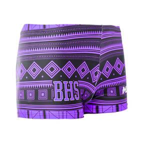 MOVE U Aztec Custom Dance Booty Shorts