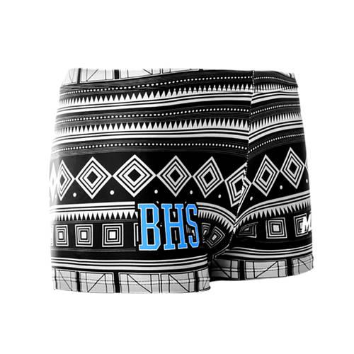 MOVE U Aztec 2.0 Custom Dance Booty Shorts : J232001BW