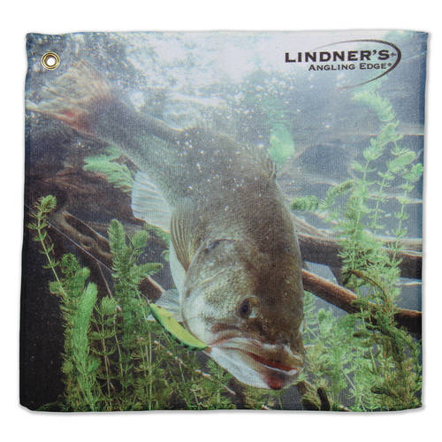 Lindner's Angling Edge Bait Towel
