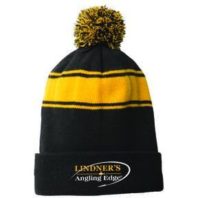 Lindner's Angling Edge Pom Hat