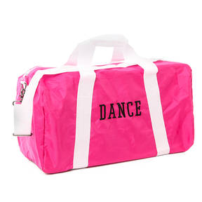 Large Pink Duffel Bag