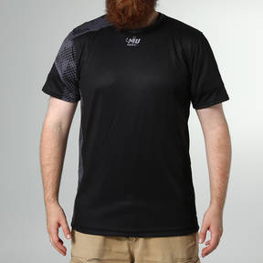 MOVE U Blackout Short Sleeve Fishing Jersey