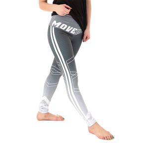 Move U 360 Believe Pocket Leggings