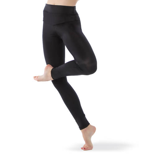 Youth Pocket Leggings : MU1200C