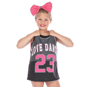 Youth Reversible Love Dance Jersey
