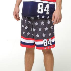 MOVE U American Custom Men's Softball Team Shorts